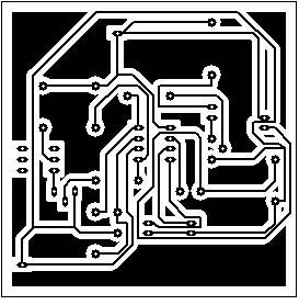 detector infrarrojos pcb