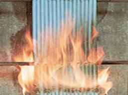 No propagación del incendio: (UNE50266 Antes UNE 20432-3 IEC332-3)